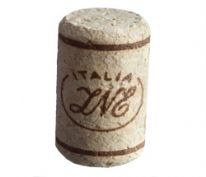 Brewsmarter Italian Wine Cork 37 mm Pressed 25 Pieces (Best Value)